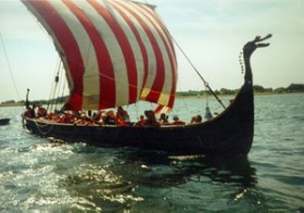 DanishVikingShip